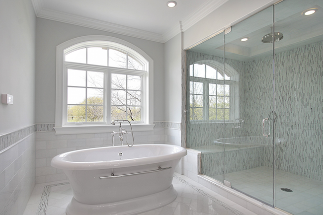 S curisez votre salle de bains avec grip douche et for Plan de salle de bain douche et baignoire