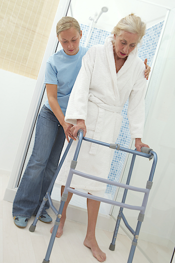 Risques de chutes chez les seniors