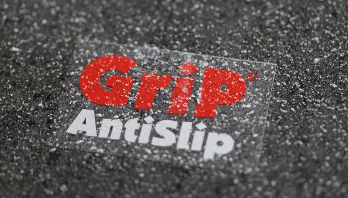 GriP une solution antidérapante certifiée pour la salle de bains